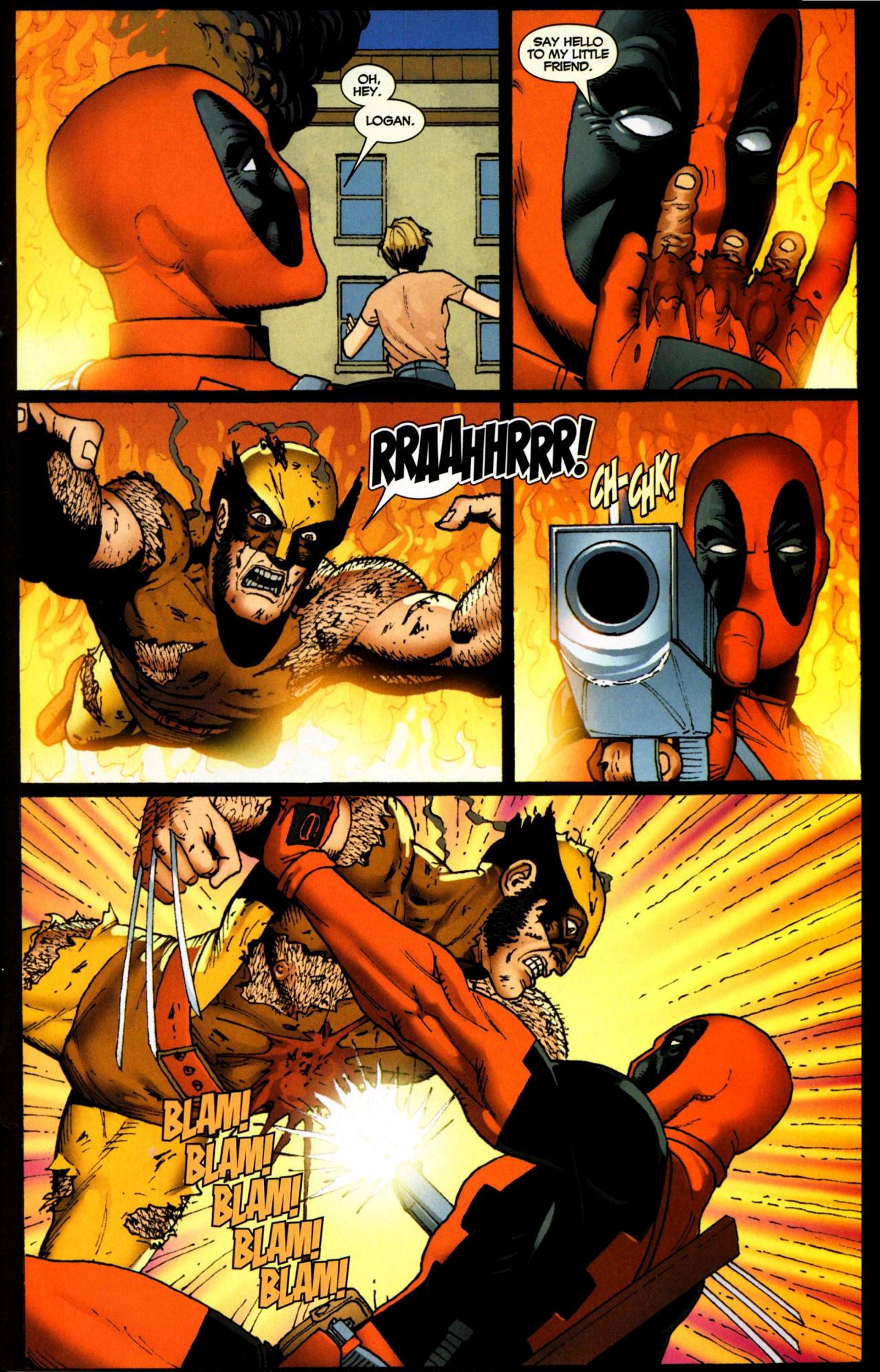 Read online Wolverine: Origins comic -  Issue #23 - 19