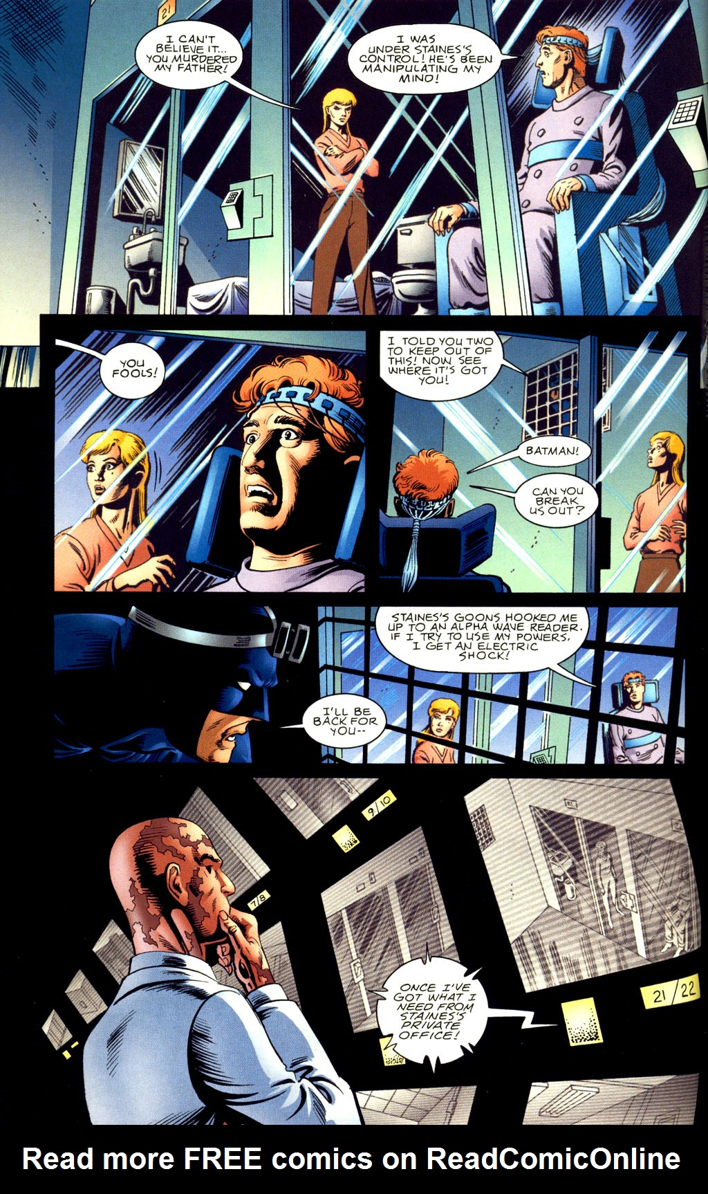 Read online Batman: Dreamland comic -  Issue # Full - 34