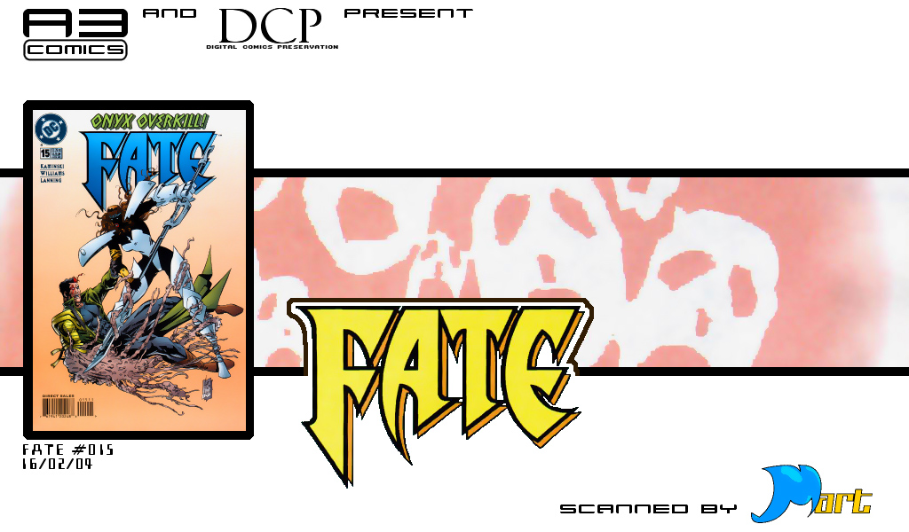 Read online Fate comic -  Issue #15 - 25