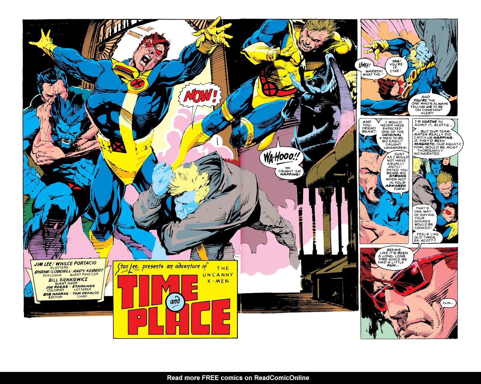 Uncanny X-Men (1963) issue 288 - Page 3