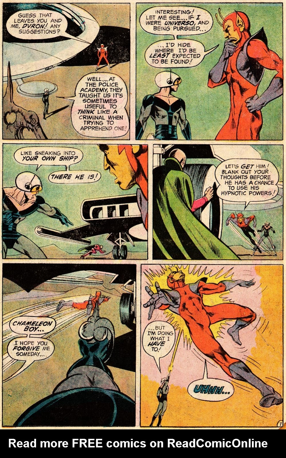 Superboy (1949) issue 207 - Page 8