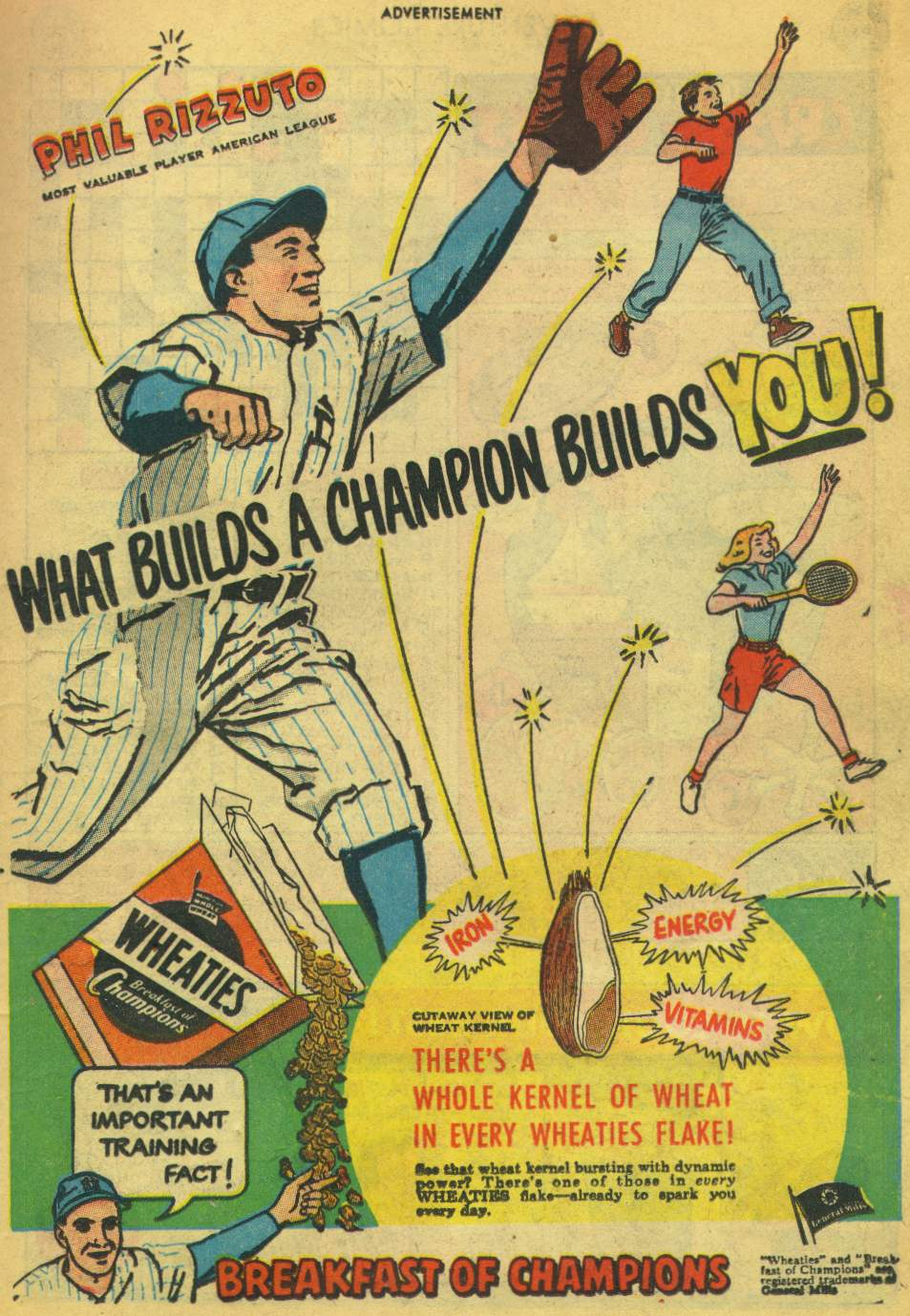 Read online Adventure Comics (1938) comic -  Issue #168 - 15