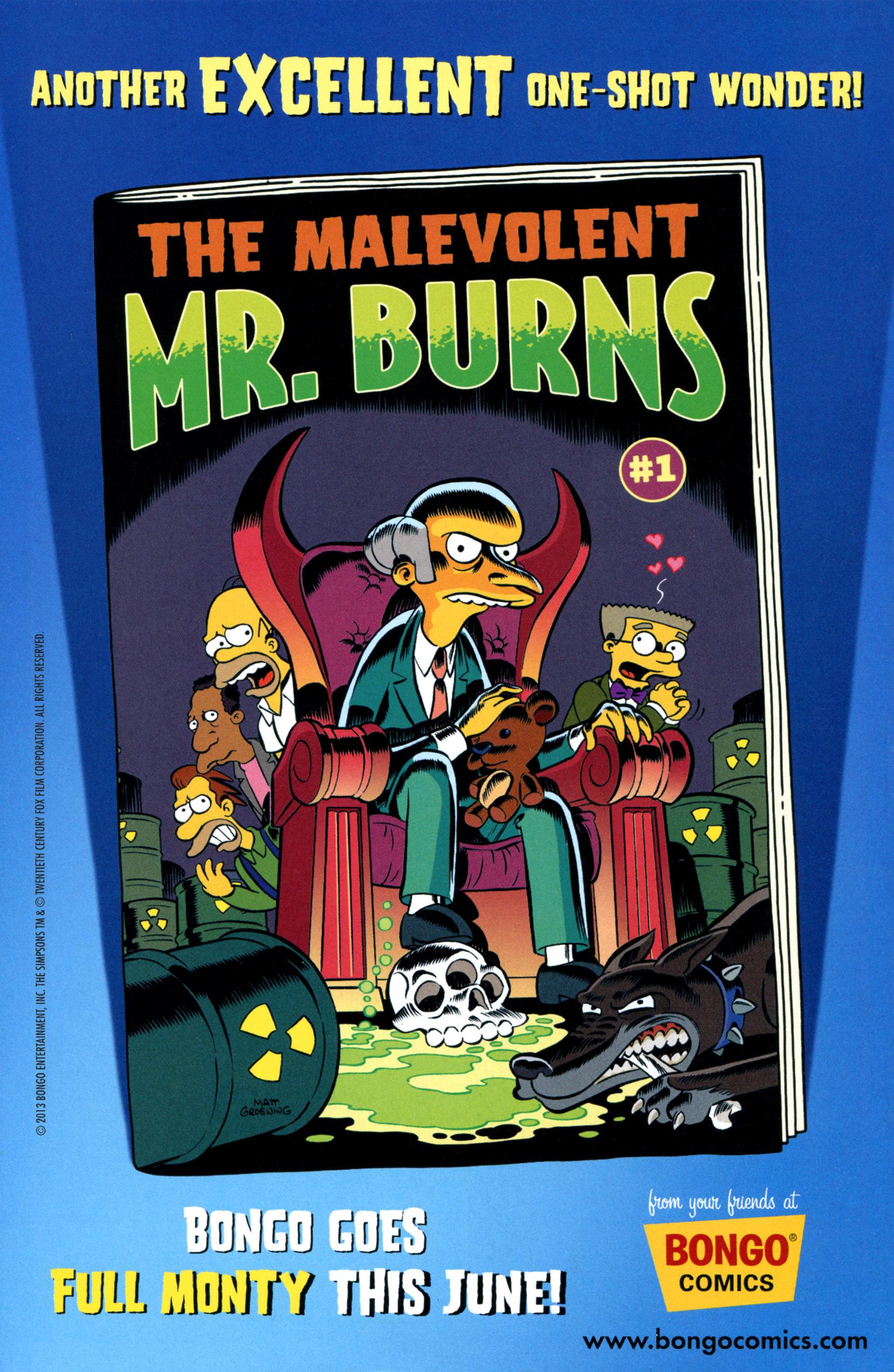 Read online Simpsons Comics comic -  Issue #202 - 2