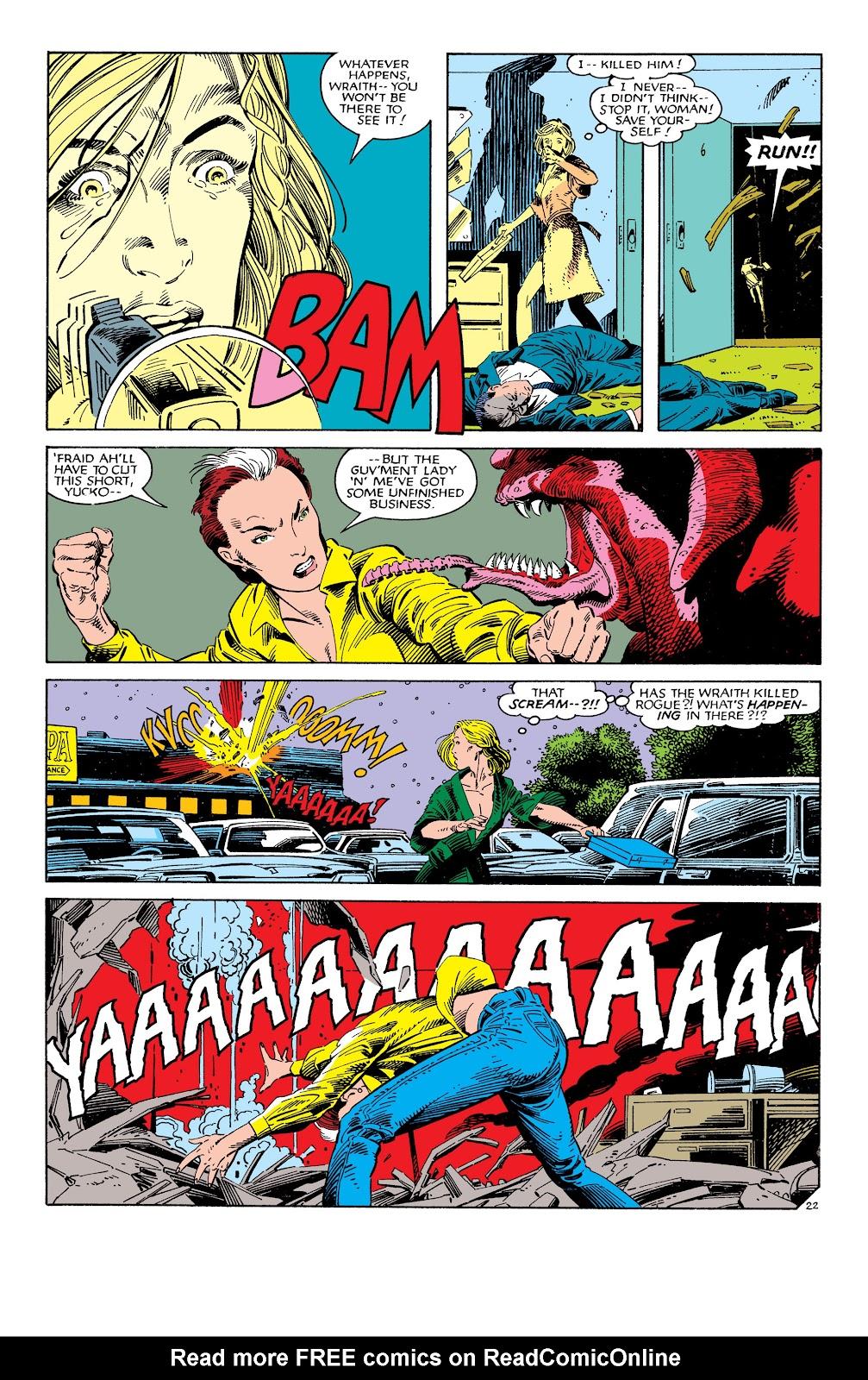Uncanny X-Men (1963) issue 186 - Page 23