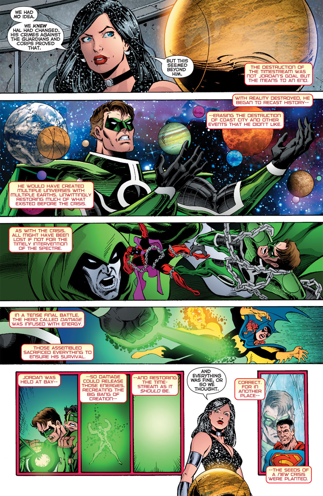 Read online 52 comic -  Issue #7 - 26