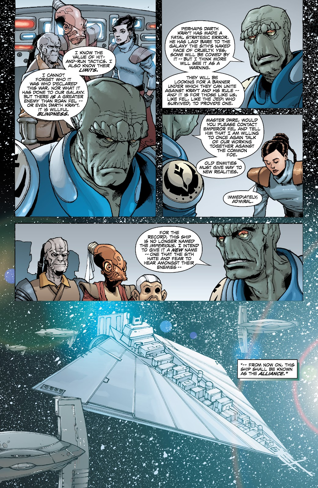 Read online Star Wars Legends: Legacy - Epic Collection comic -  Issue # TPB 2 (Part 1) - 100