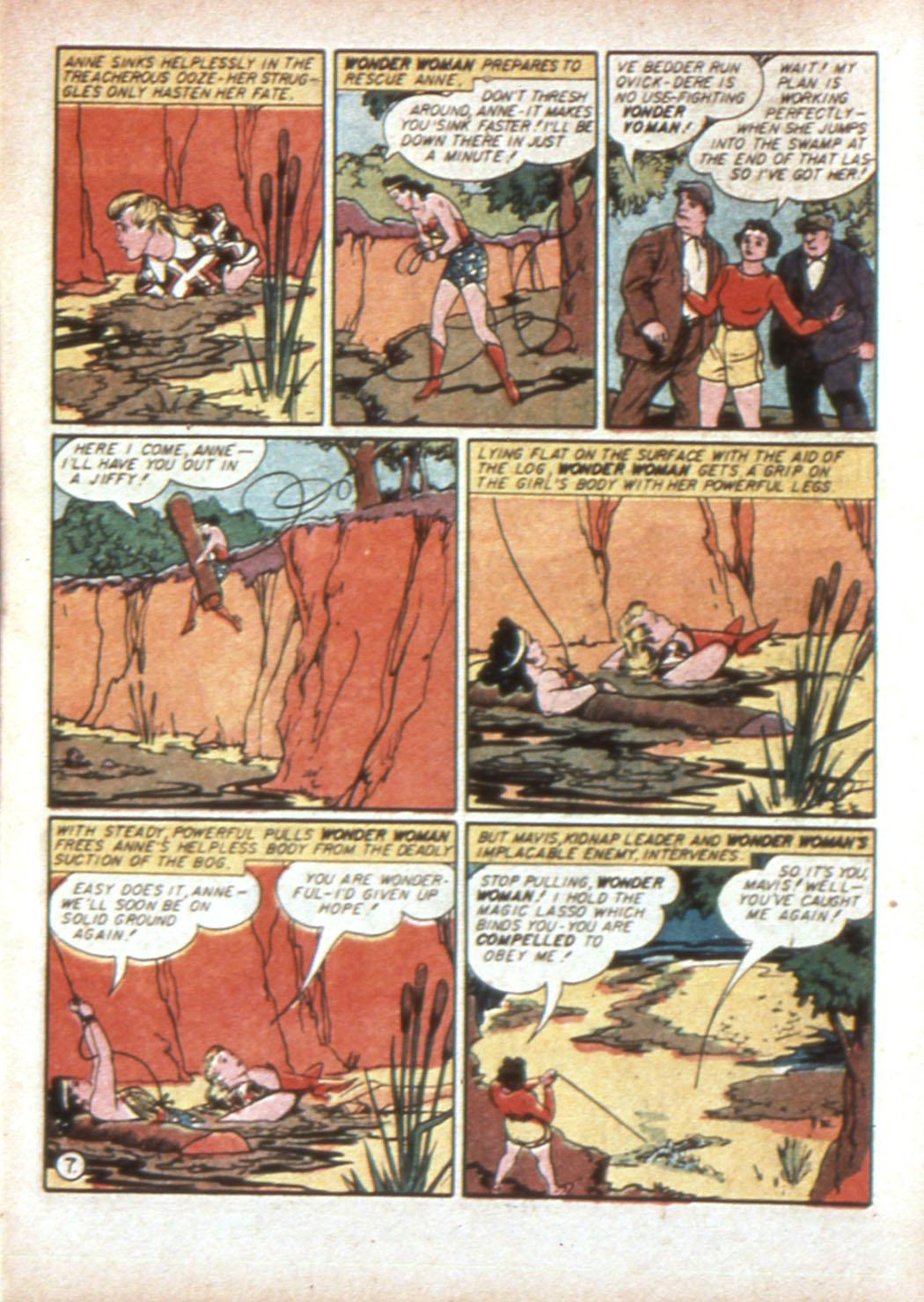 Read online Sensation (Mystery) Comics comic -  Issue #19 - 9