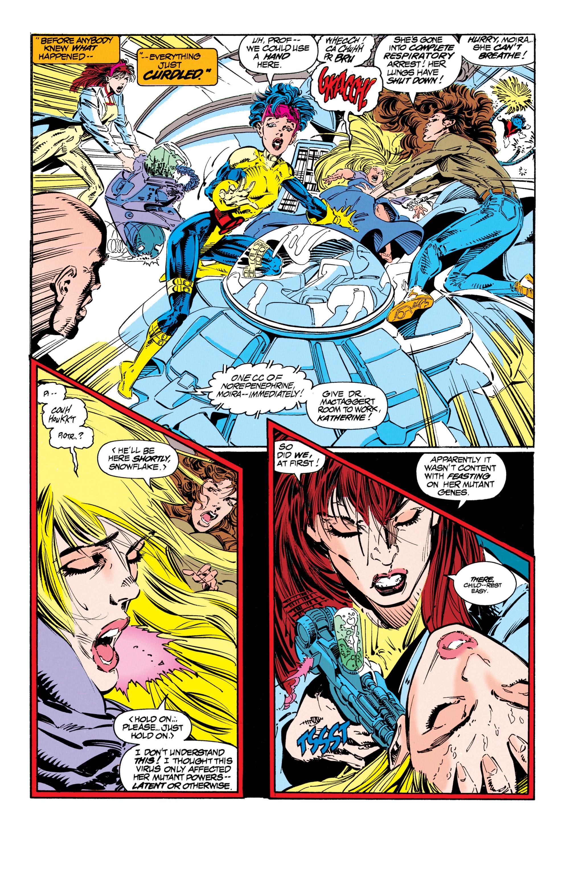 Read online Uncanny X-Men (1963) comic -  Issue #303 - 14