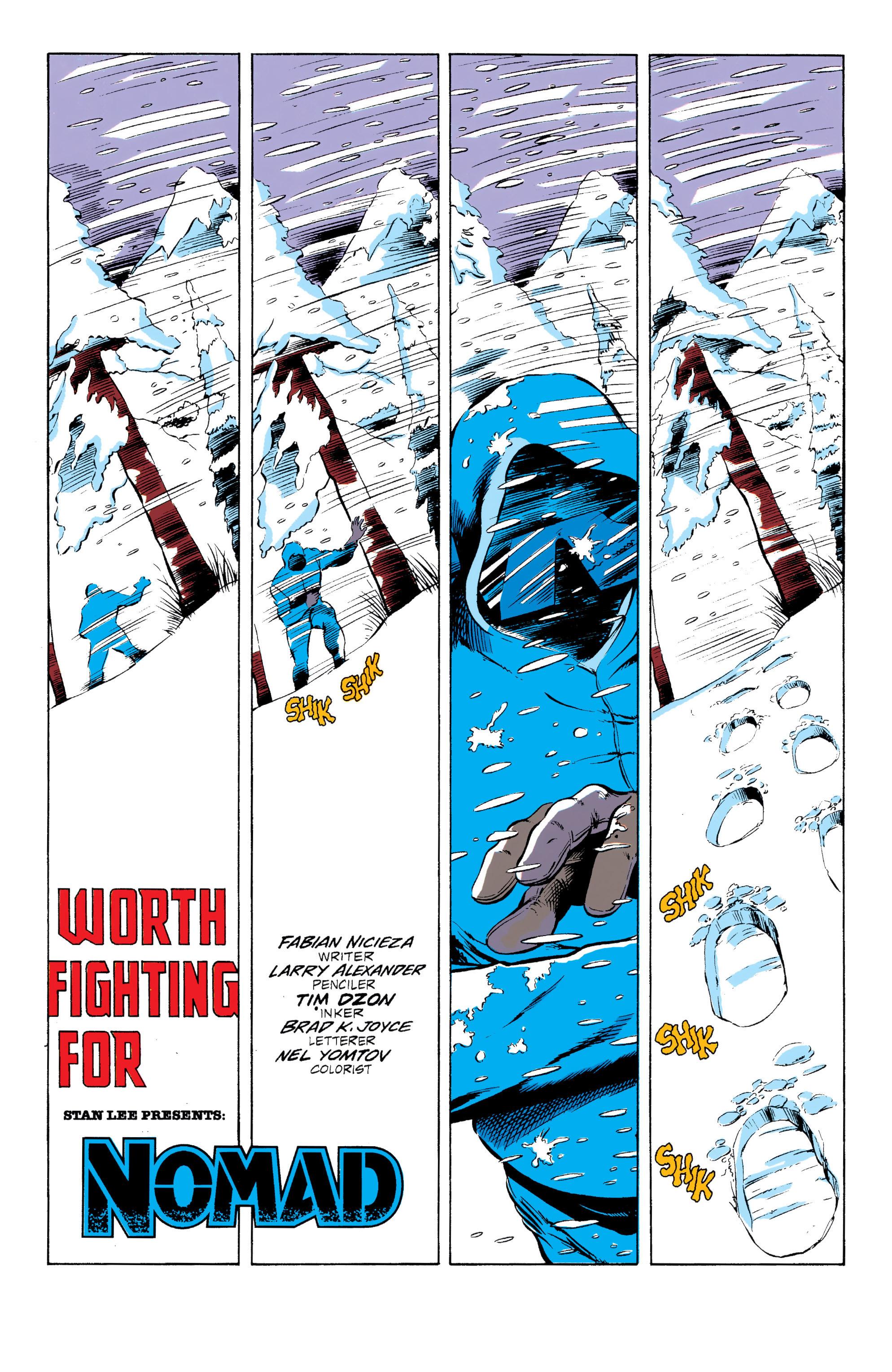 Read online Captain America (1968) comic -  Issue # _Annual 10 - 44