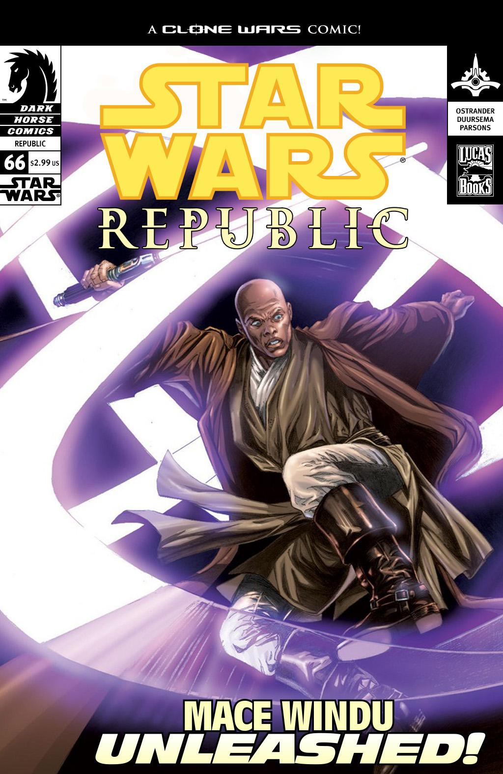 Star Wars: Republic 66 Page 1