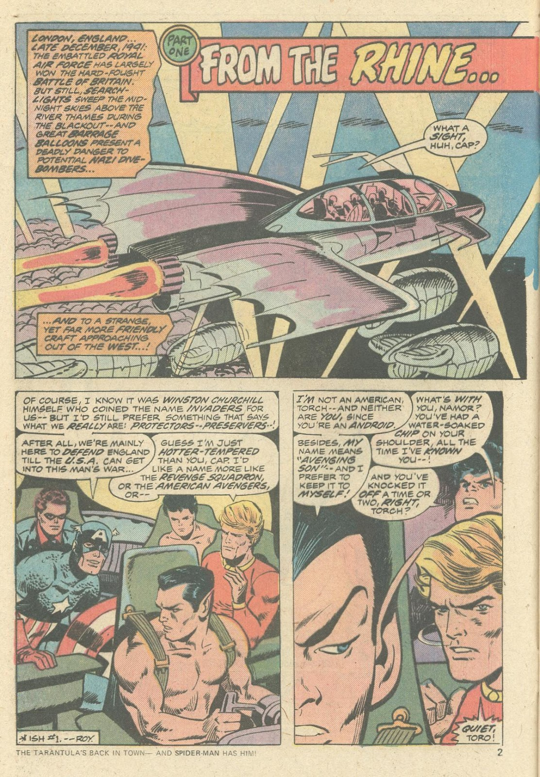 The Invaders (1975) issue 1 - Page 4