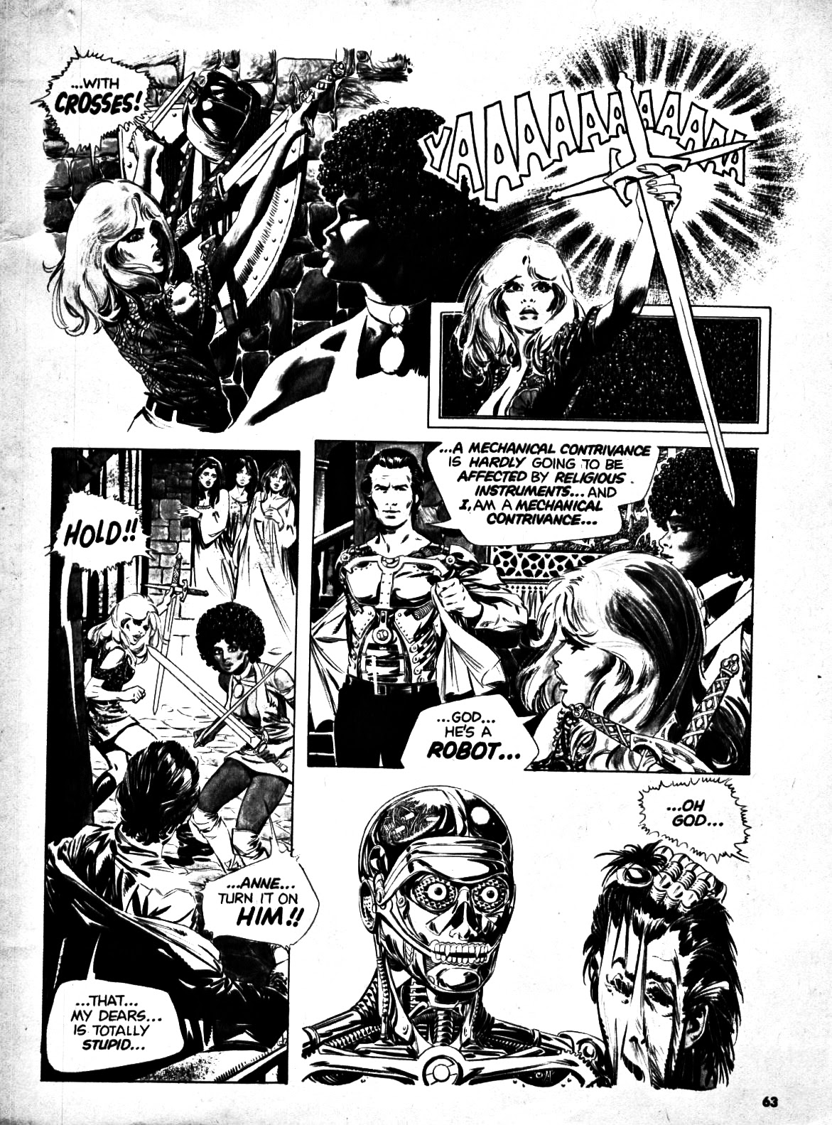 Scream (1973) issue 7 - Page 62