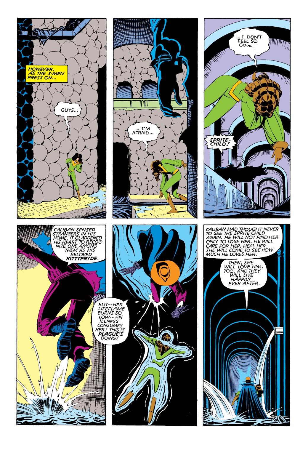 Uncanny X-Men (1963) issue 169 - Page 17
