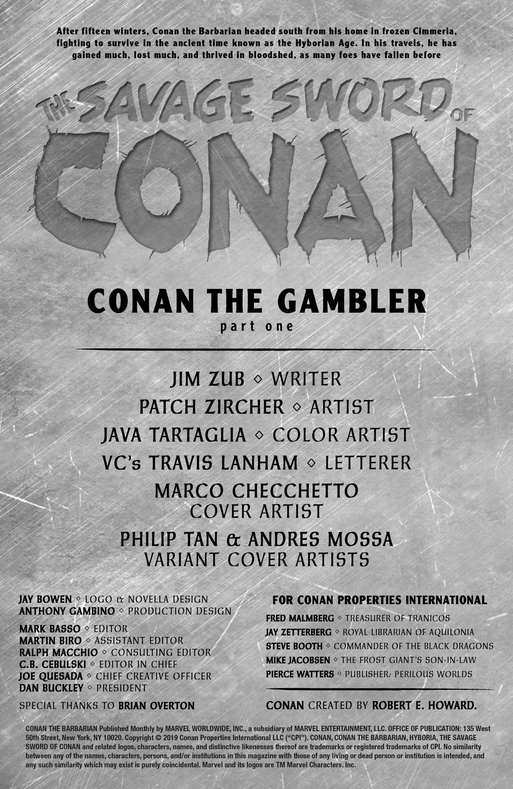 Read online Savage Sword of Conan comic -  Issue #7 - 3
