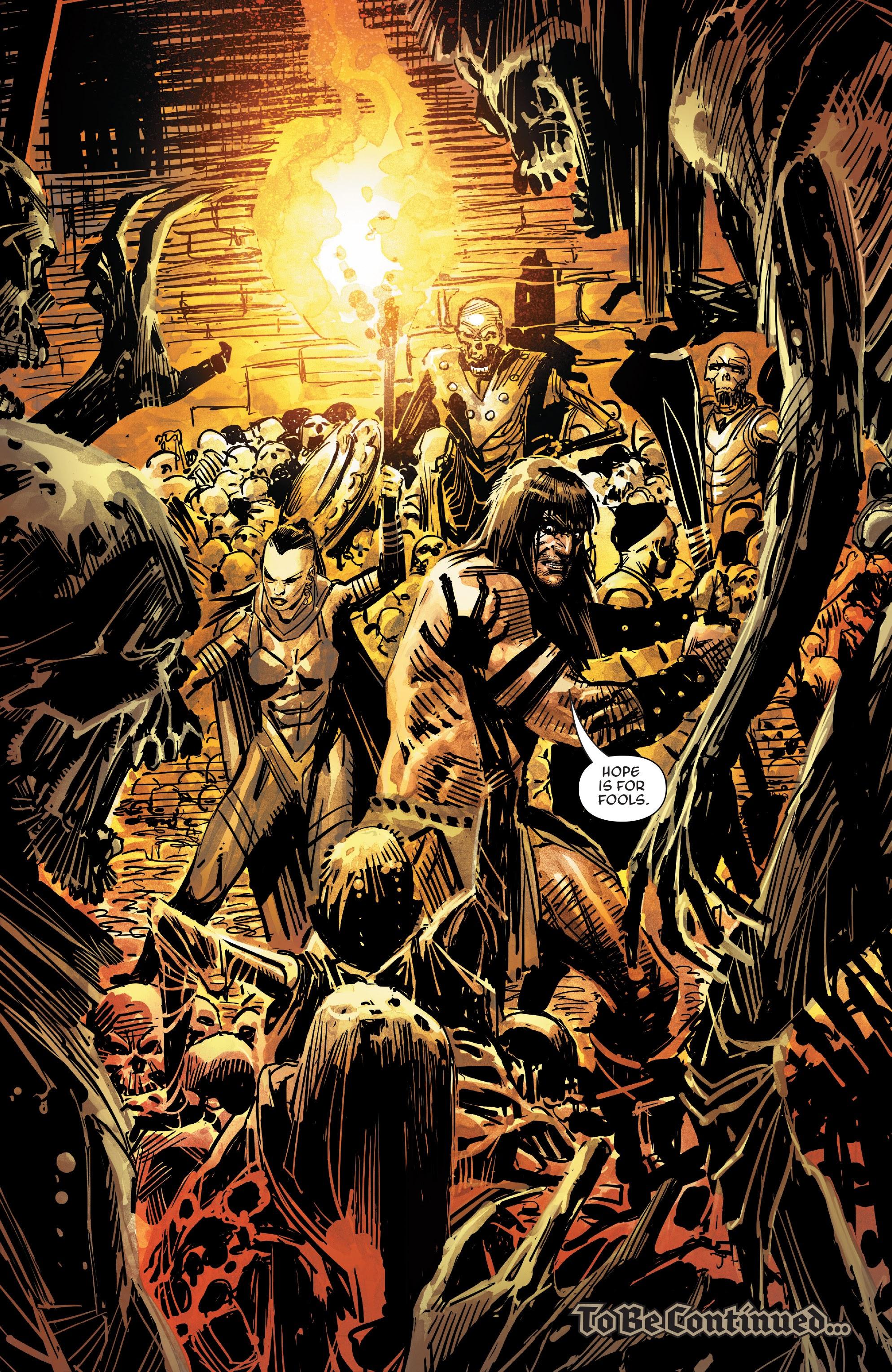 Read online Savage Sword of Conan comic -  Issue #3 - 23