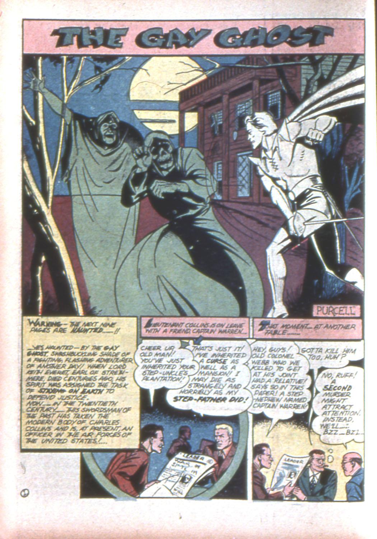 Read online Sensation (Mystery) Comics comic -  Issue #15 - 26