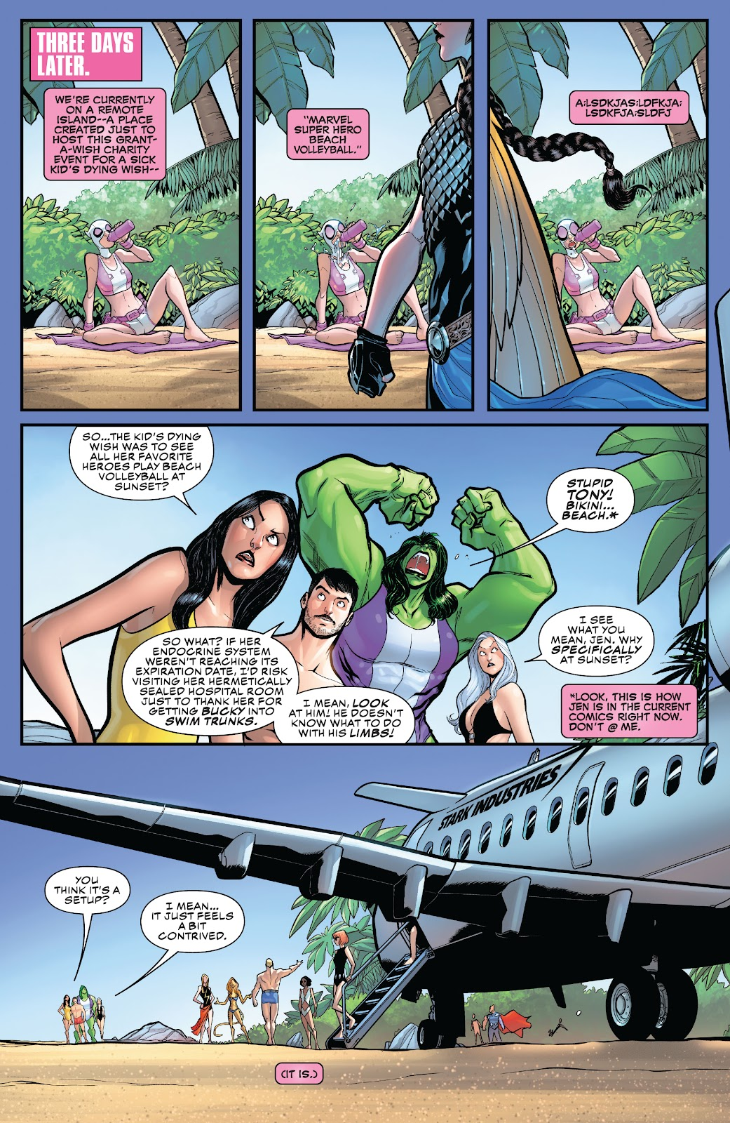 Gwenpool Strikes Back issue _TPB - Page 54