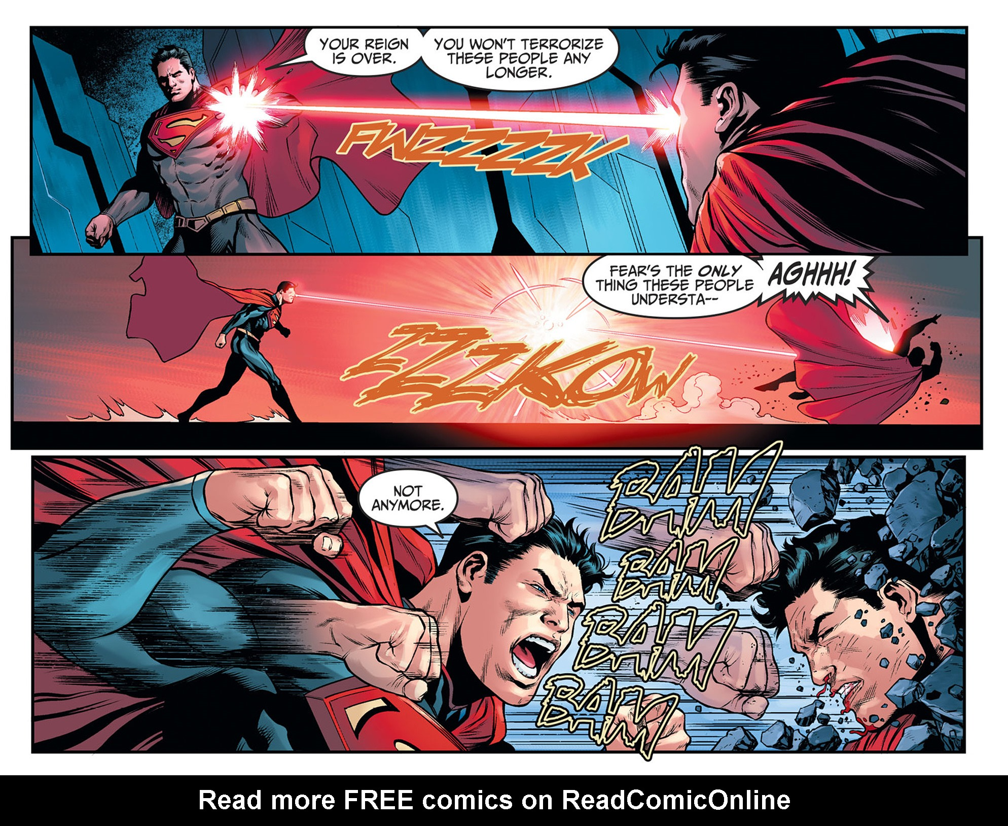 Read online Injustice: Ground Zero comic -  Issue #24 - 12