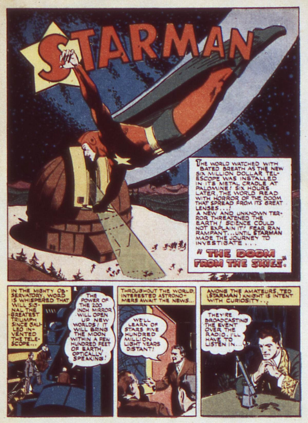 Read online Adventure Comics (1938) comic -  Issue #84 - 15