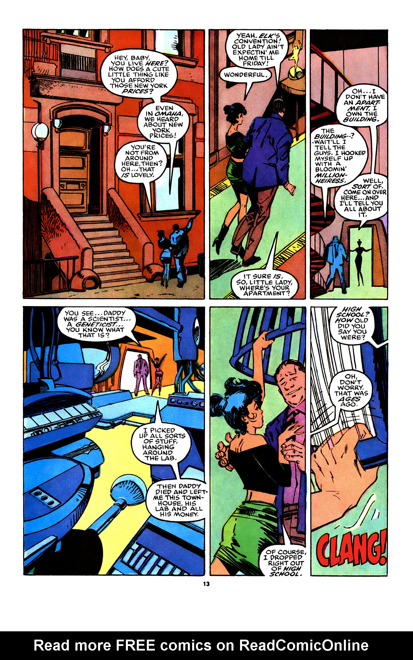 Read online X-Factor (1986) comic -  Issue #29 - 10