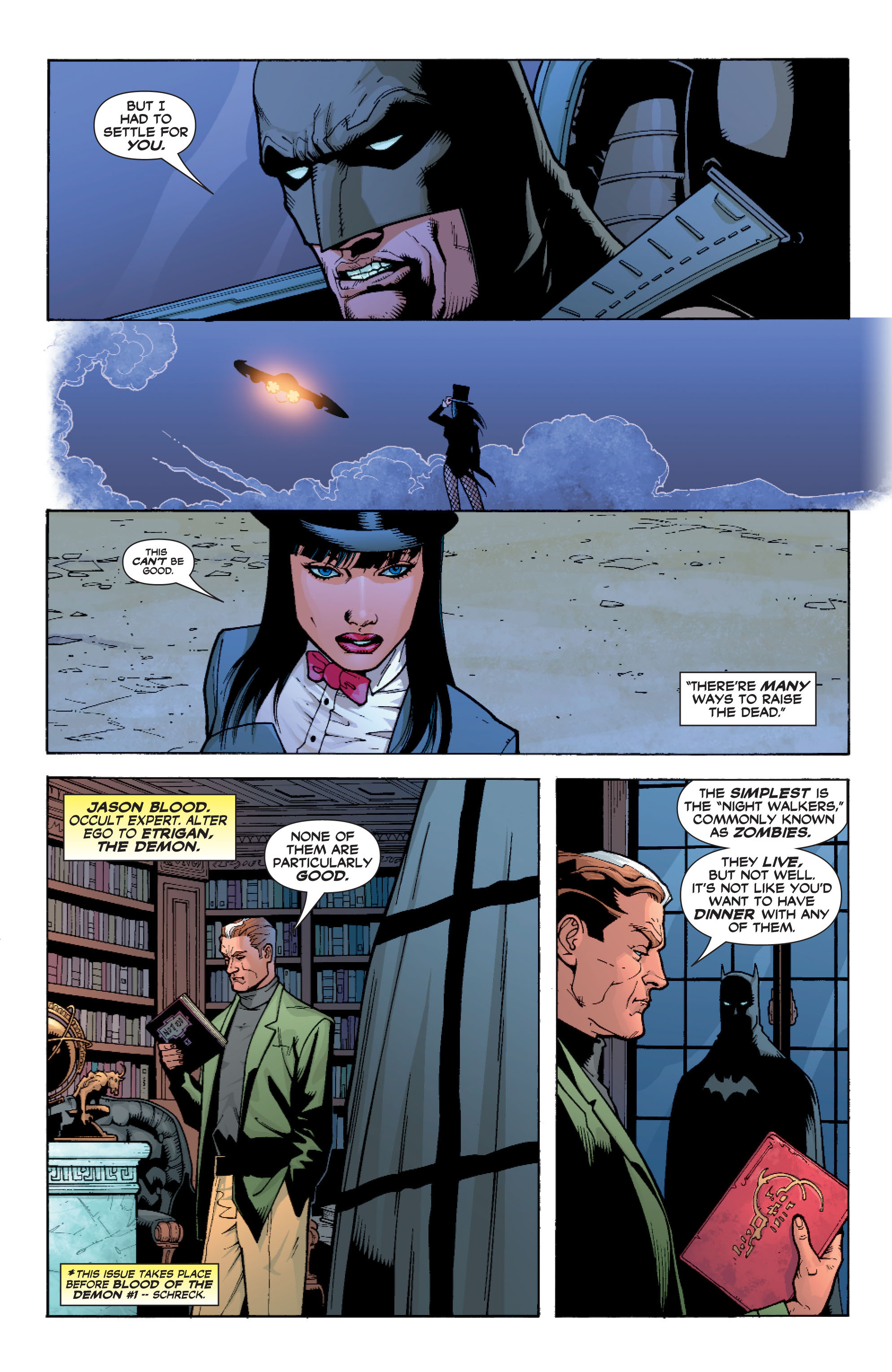 Read online Batman: Under The Red Hood comic -  Issue # Full - 111
