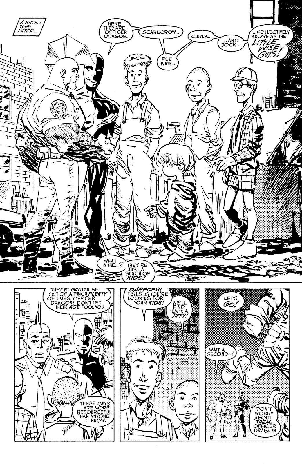 Read online Savage Dragon Archives comic -  Issue # TPB 6 (Part 5) - 39