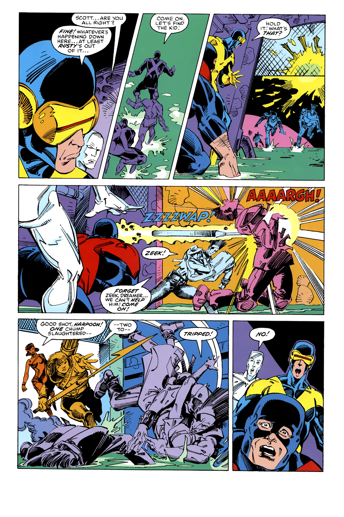 Read online X-Factor (1986) comic -  Issue #10 - 5