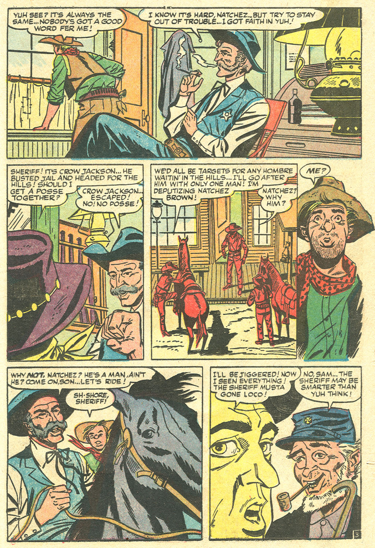 Read online Two-Gun Kid comic -  Issue #32 - 23