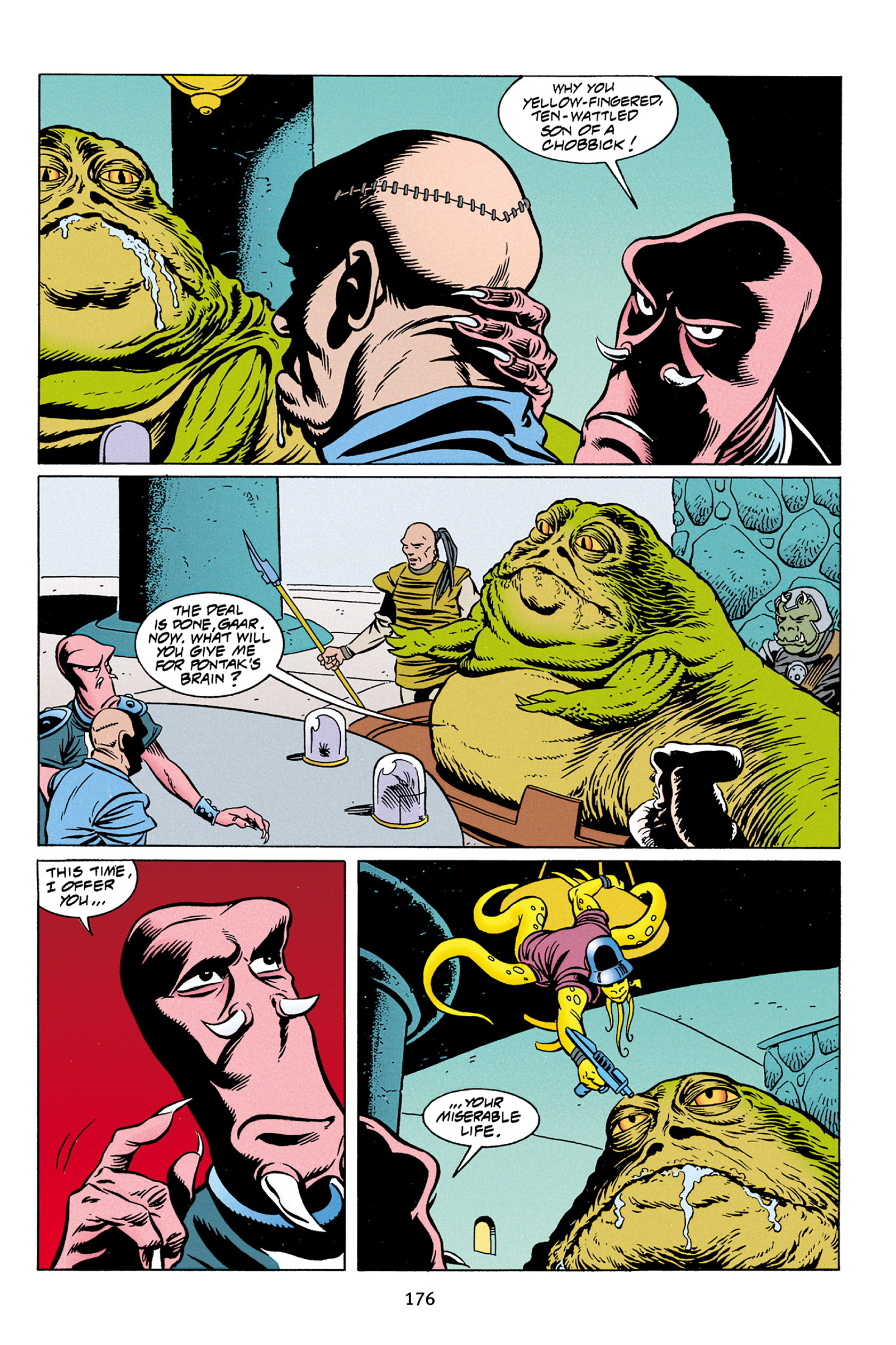 Read online Star Wars Omnibus comic -  Issue # Vol. 30 - 173