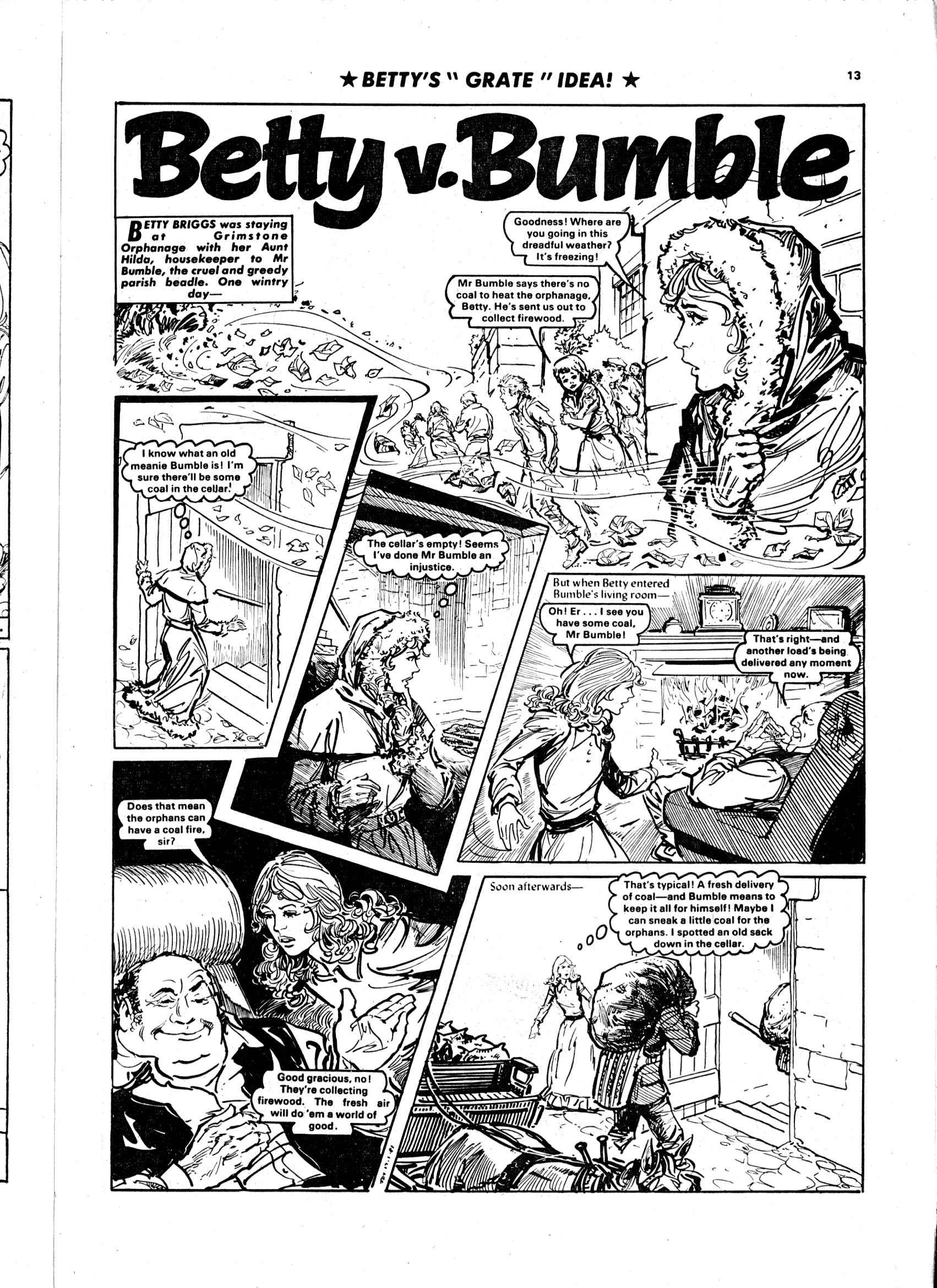 Read online Judy comic -  Issue #97 - 13