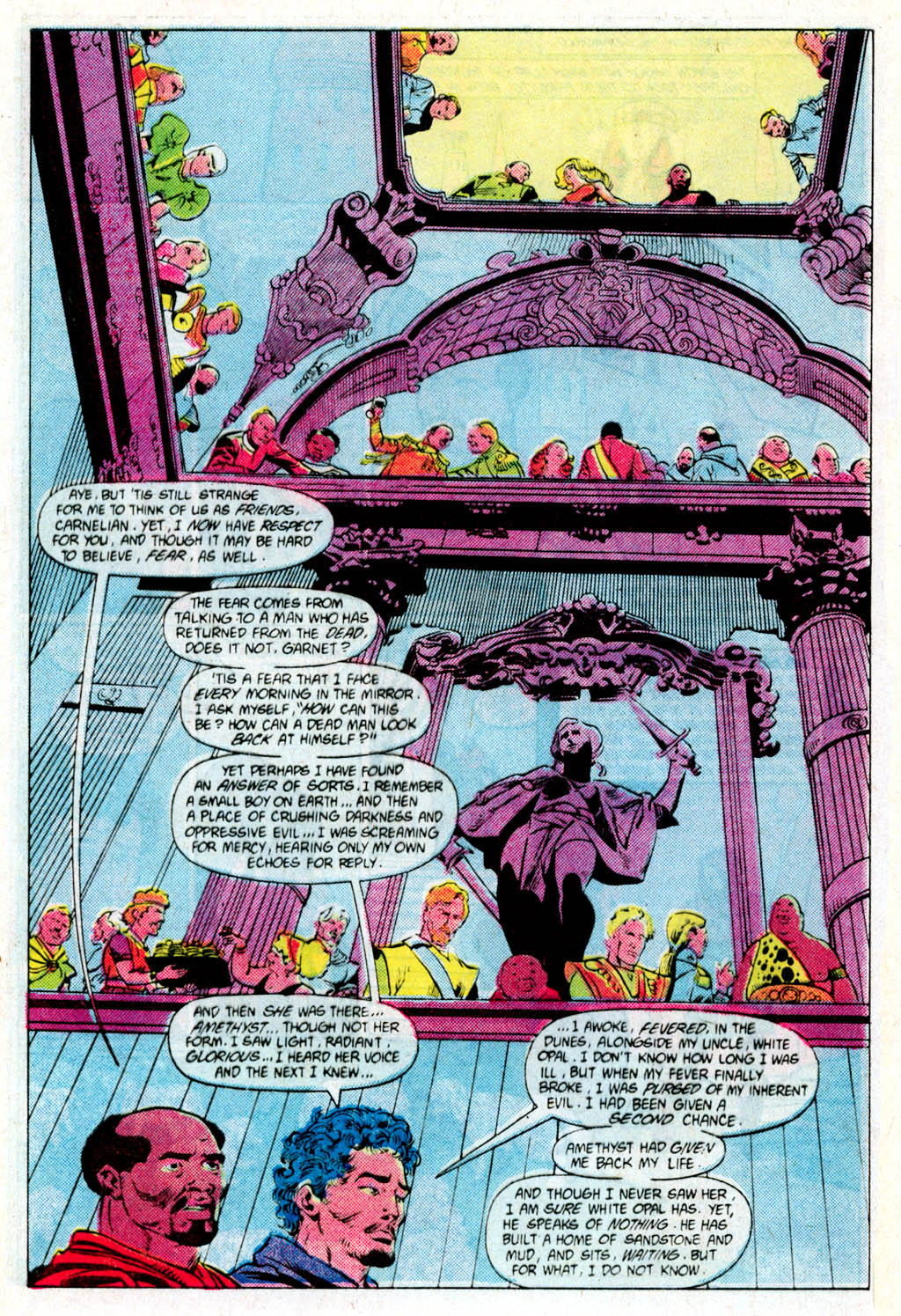 Read online Amethyst (1985) comic -  Issue # _Special 1 - 26