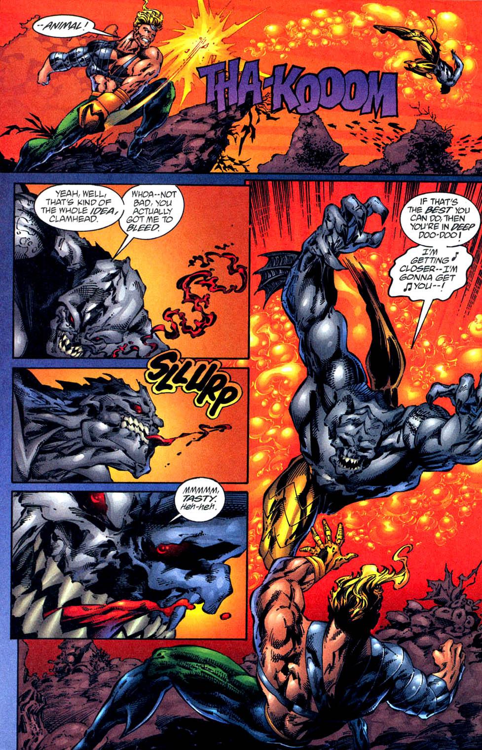 Read online Aquaman (1994) comic -  Issue #57 - 20