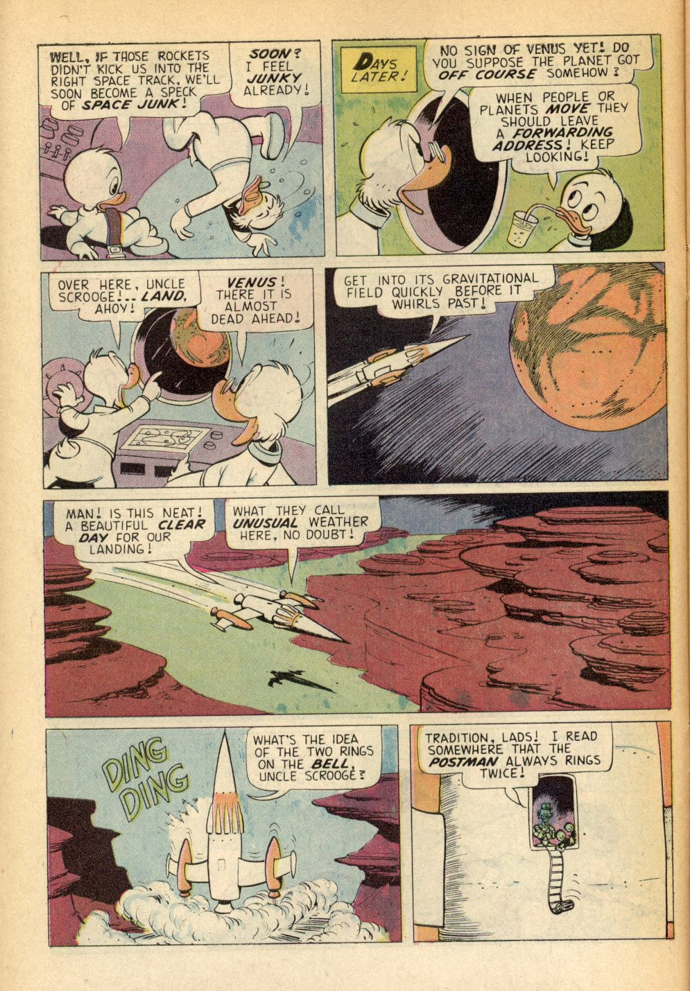 Read online Uncle Scrooge (1953) comic -  Issue #94 - 10