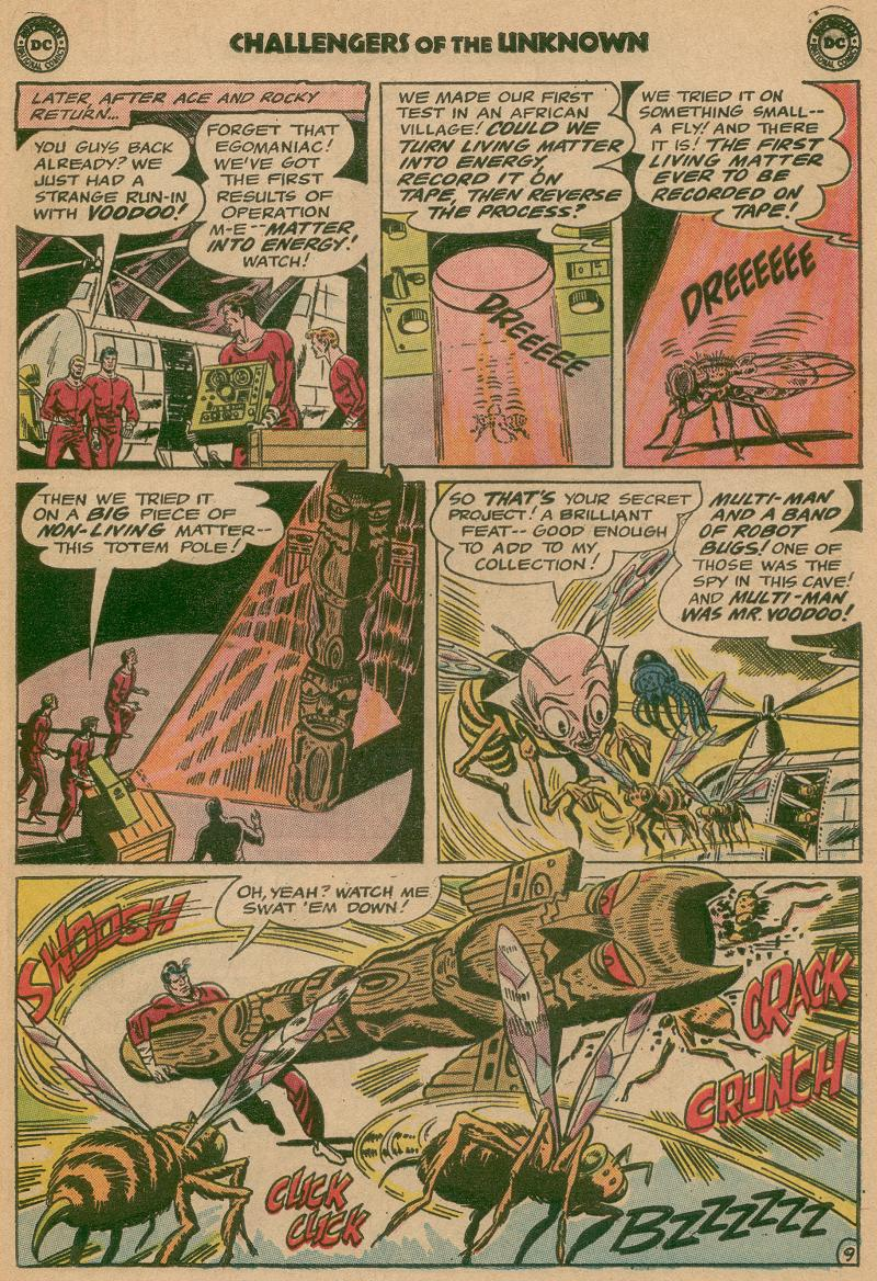 Challengers of the Unknown (1958) issue 40 - Page 26