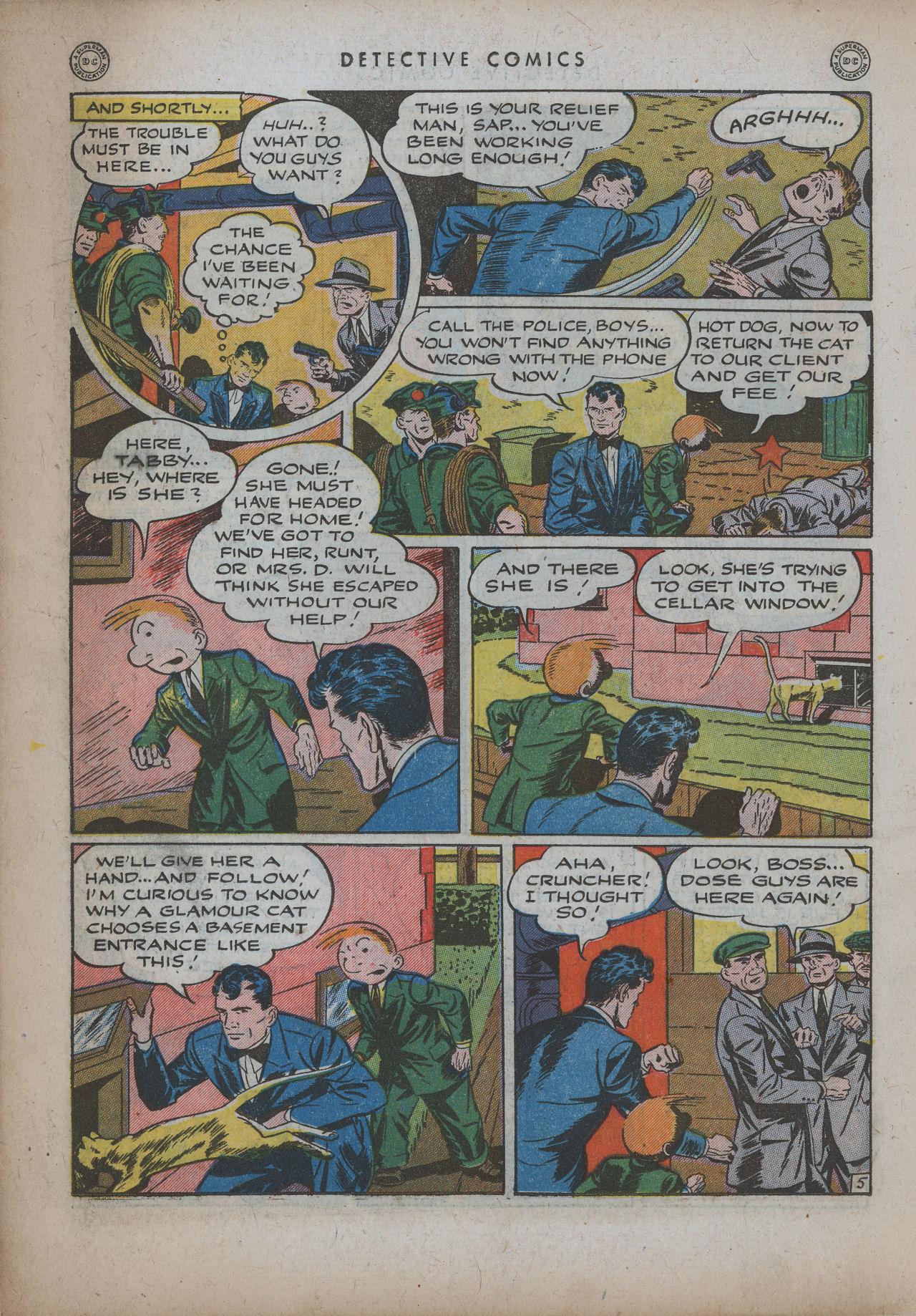 Read online Detective Comics (1937) comic -  Issue #94 - 26