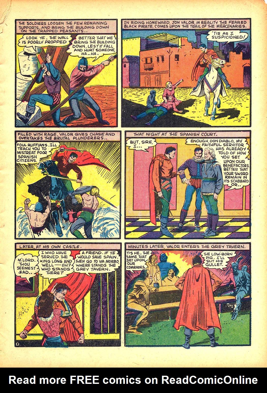 Read online Sensation (Mystery) Comics comic -  Issue #5 - 19