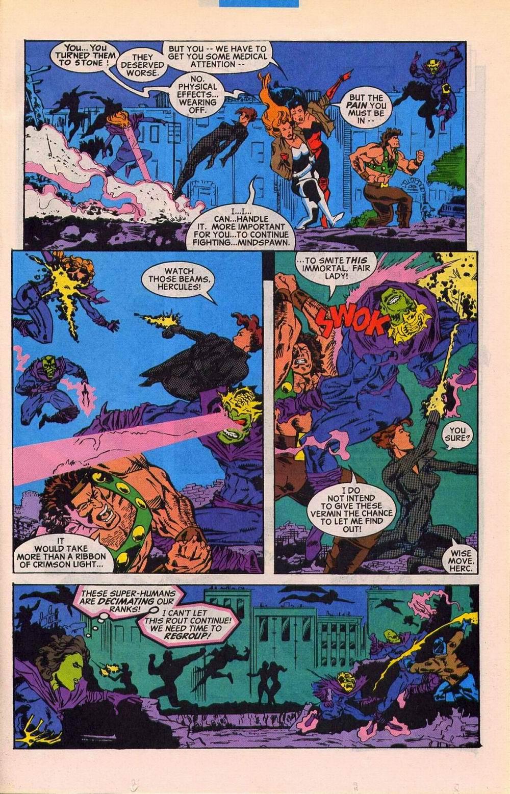 Read online Sleepwalker comic -  Issue #27 - 12