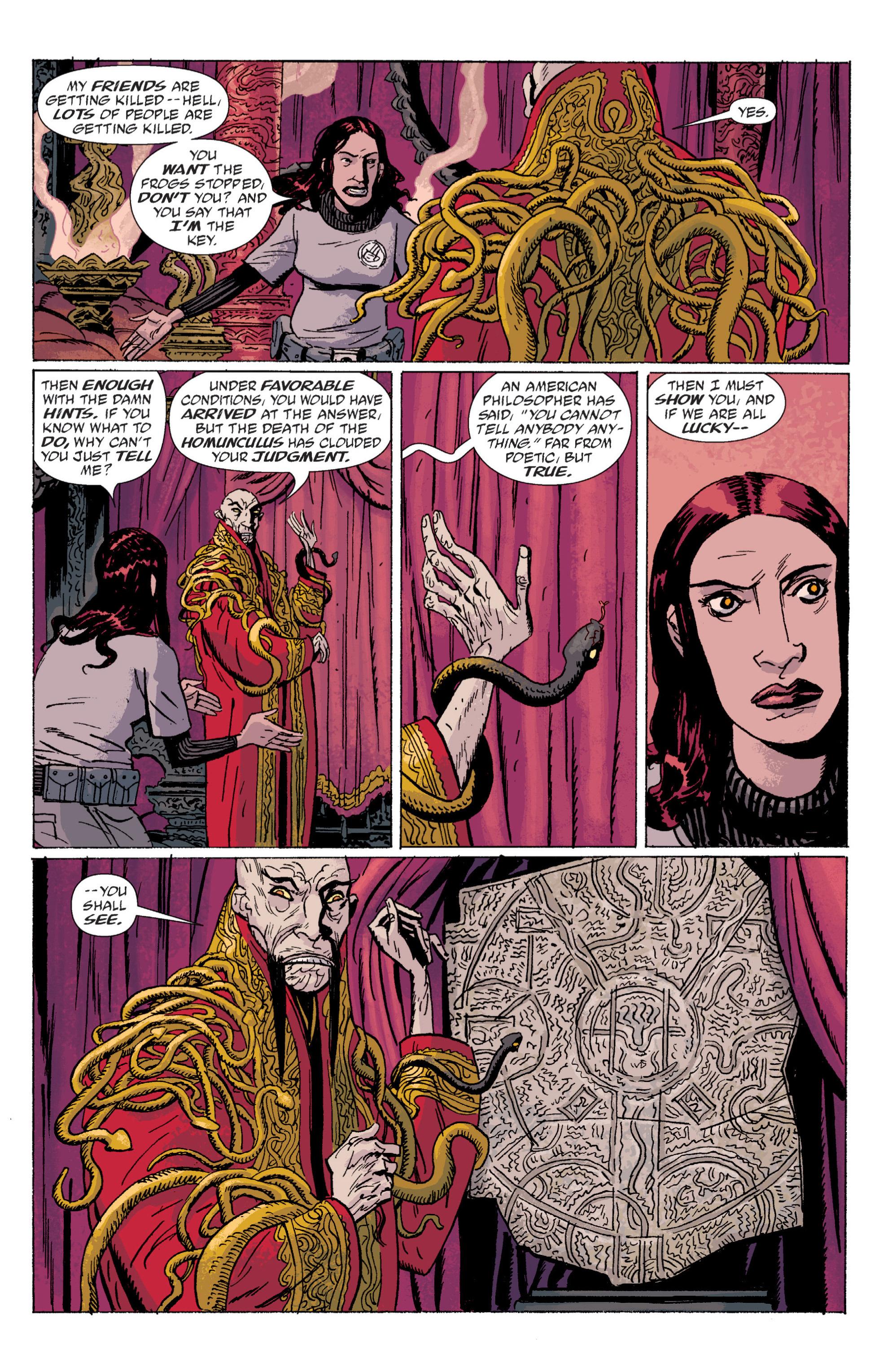 Read online B.P.R.D. (2003) comic -  Issue # TPB 5 - 128
