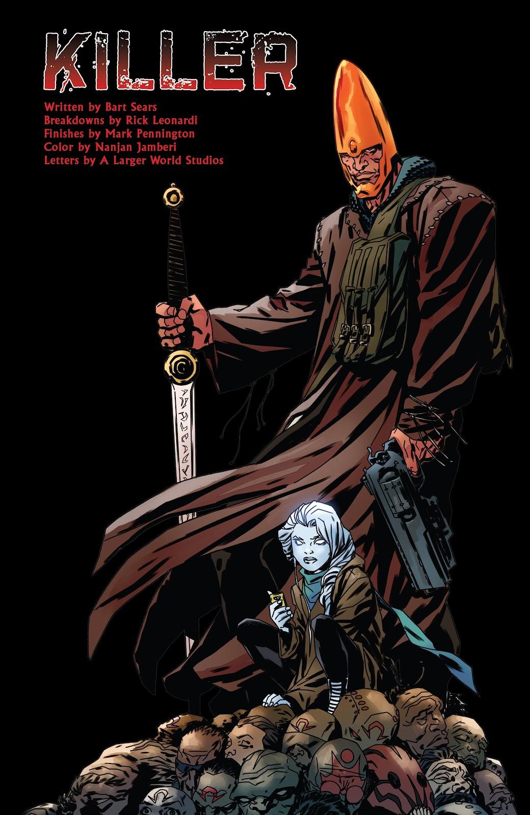 Read online Giantkillers One-Shot comic -  Issue # Full - 3
