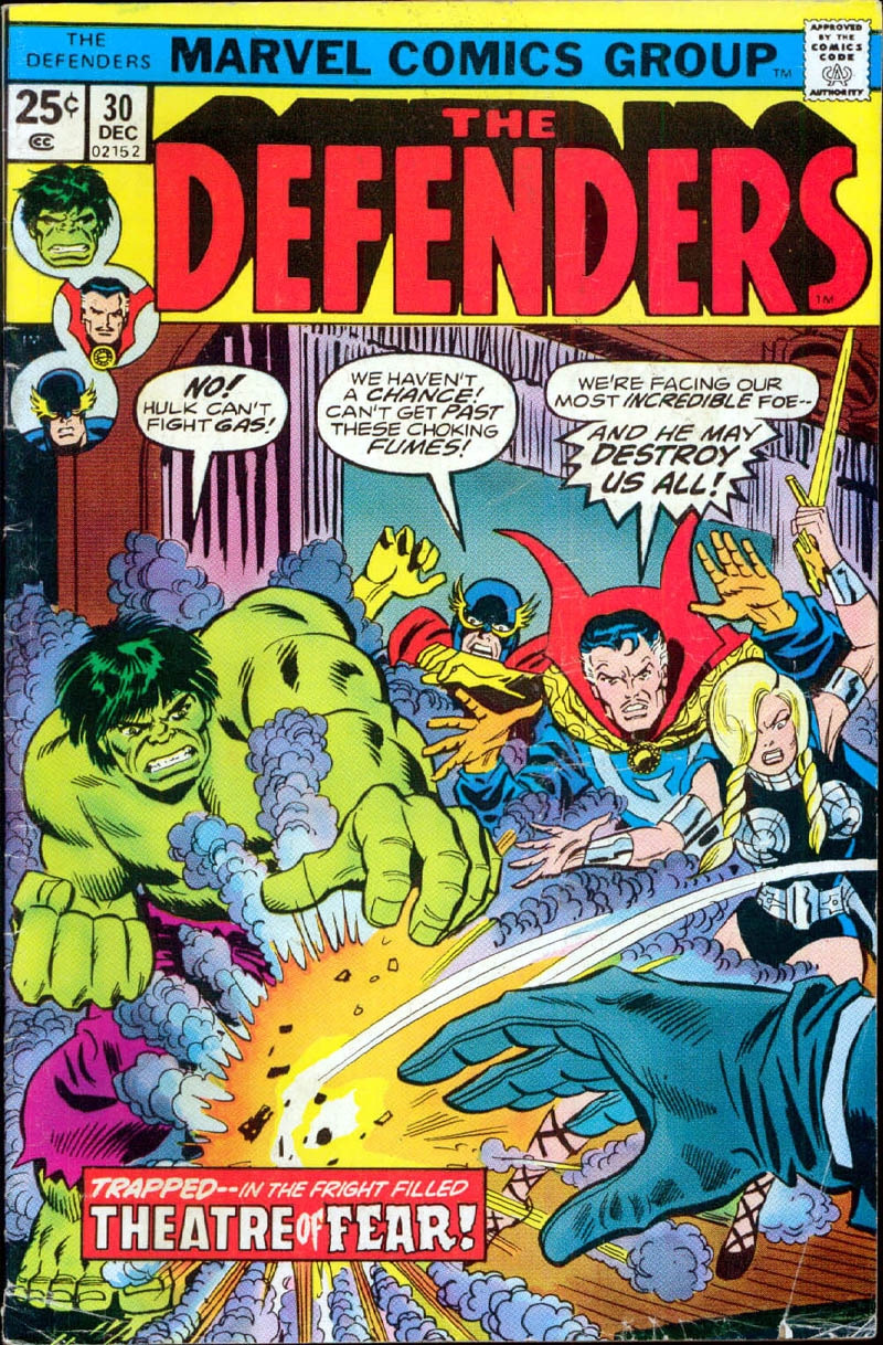 The Defenders (1972) 30 Page 1