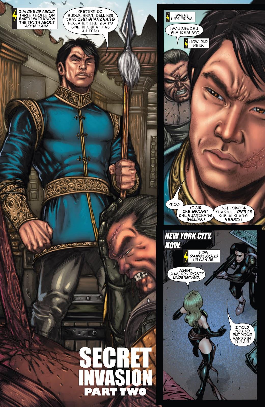 Read online Secret Invasion: Rise of the Skrulls comic -  Issue # TPB (Part 5) - 15