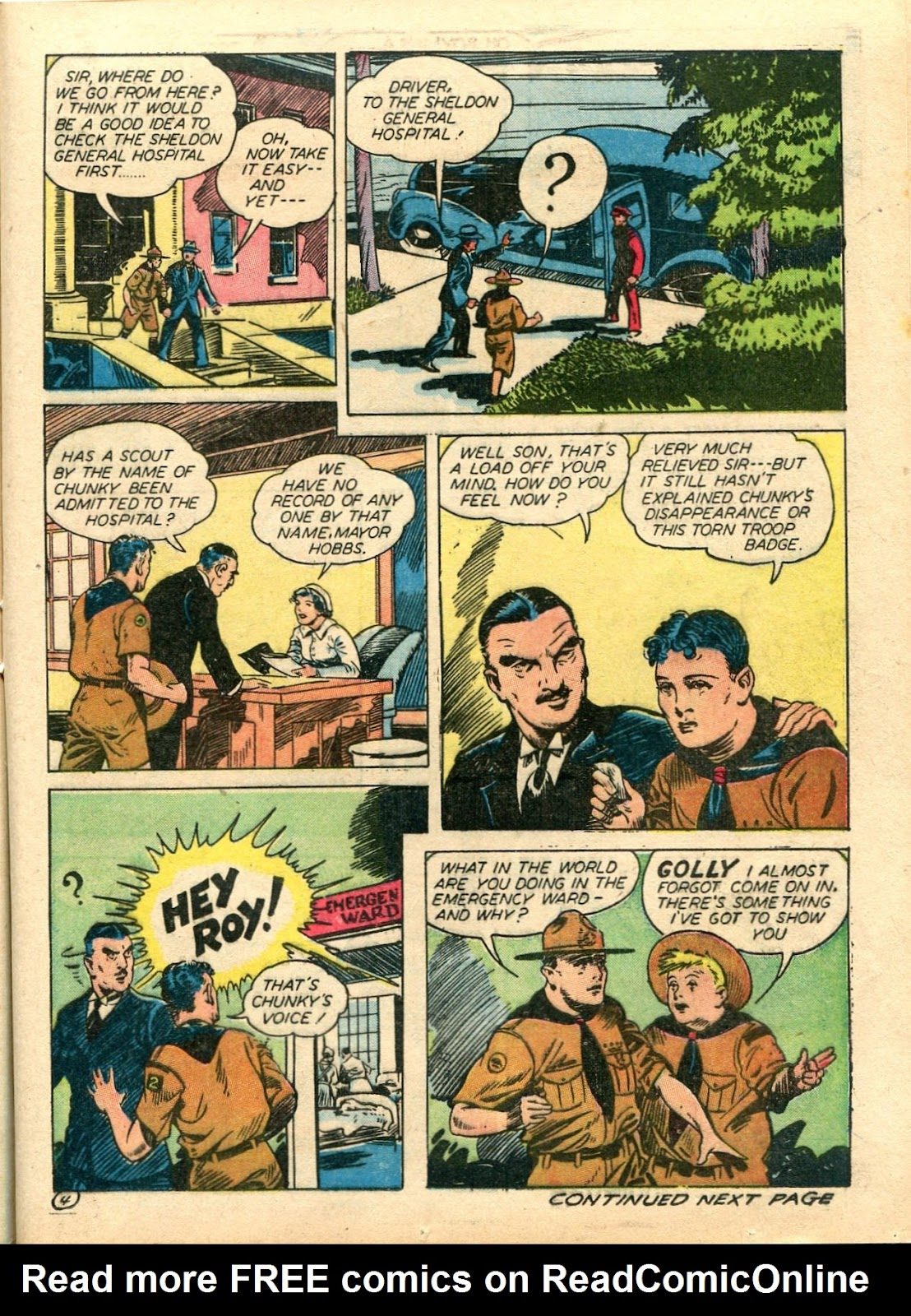 Read online Famous Funnies comic -  Issue #112 - 45