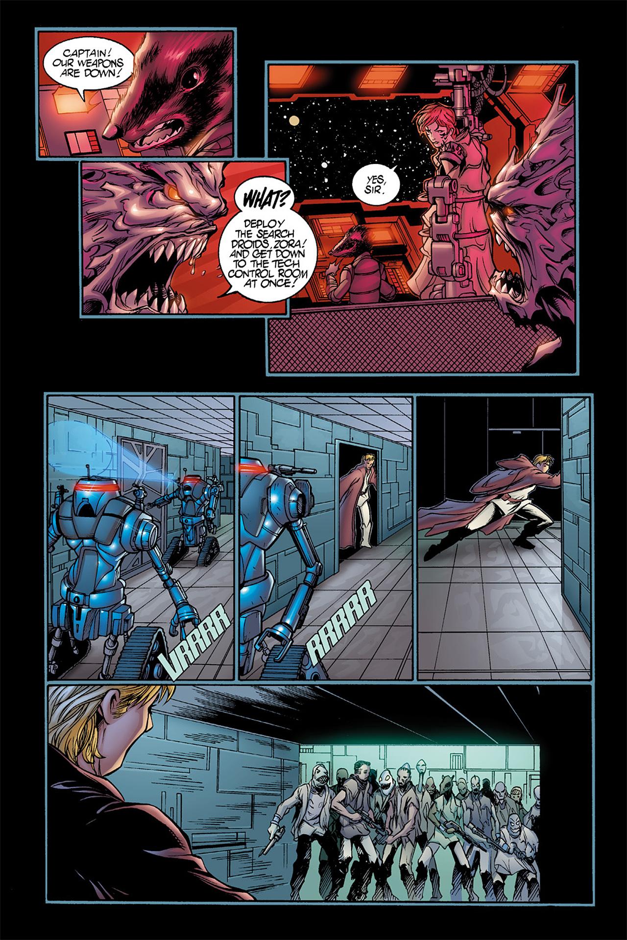 Read online Star Wars Omnibus comic -  Issue # Vol. 10 - 162