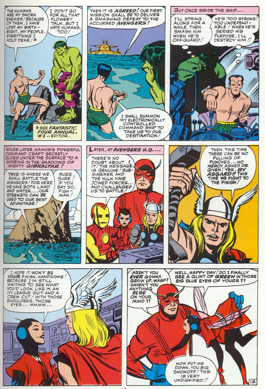 The Avengers (1963) 3 Page 18