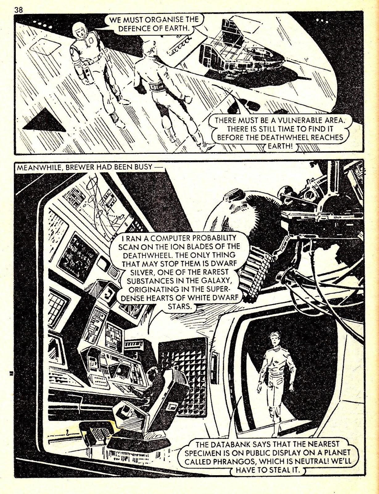 Starblazer issue 140 - Page 38