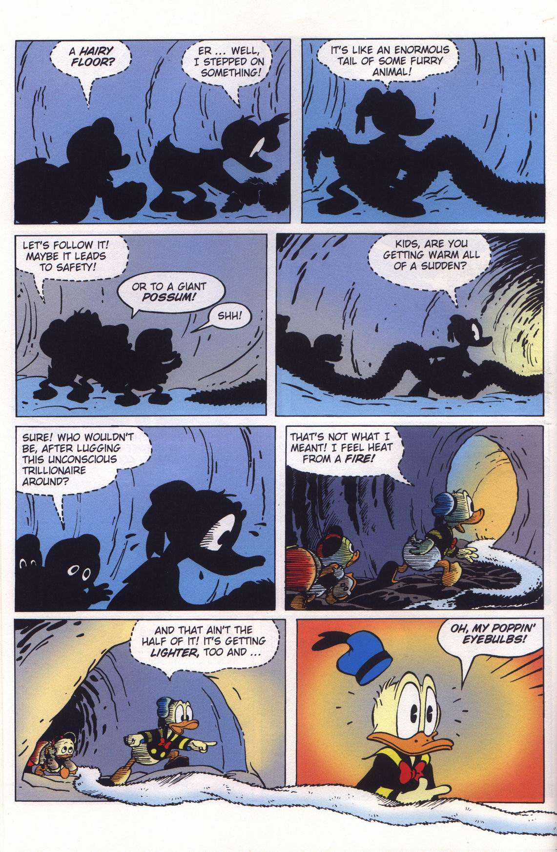 Read online Uncle Scrooge (1953) comic -  Issue #313 - 24