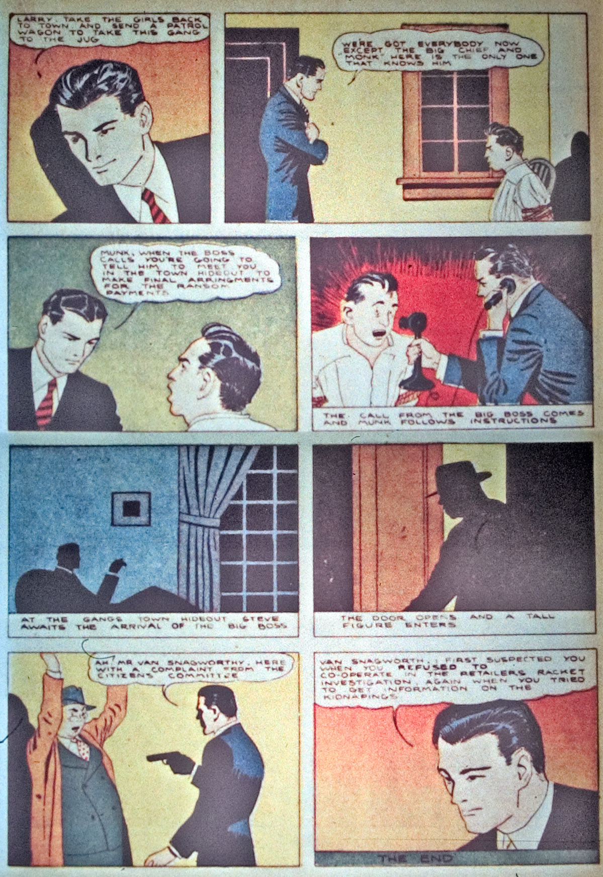 Detective Comics (1937) 35 Page 32
