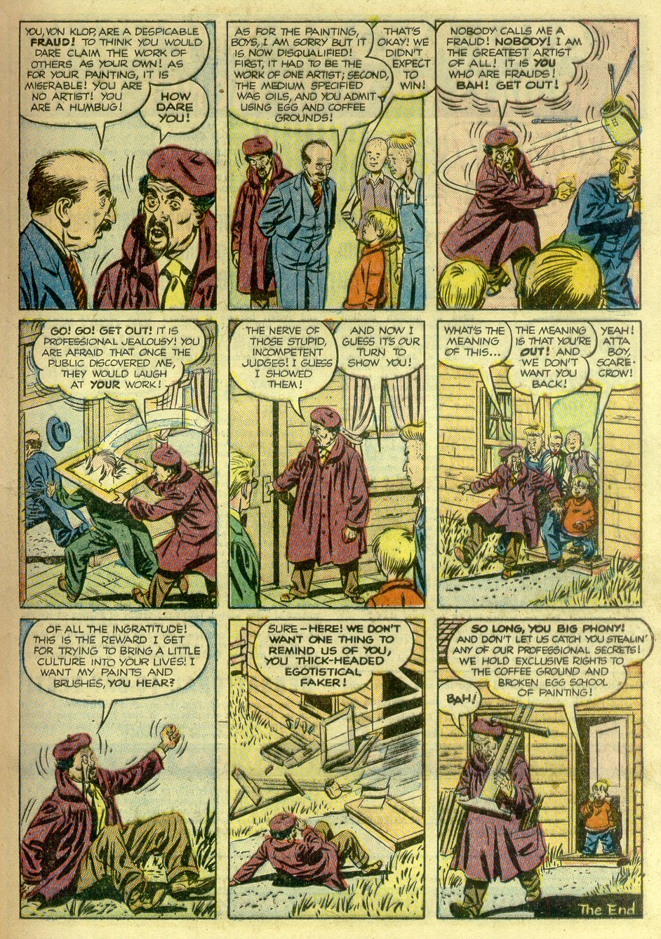 Daredevil (1941) issue 108 - Page 17