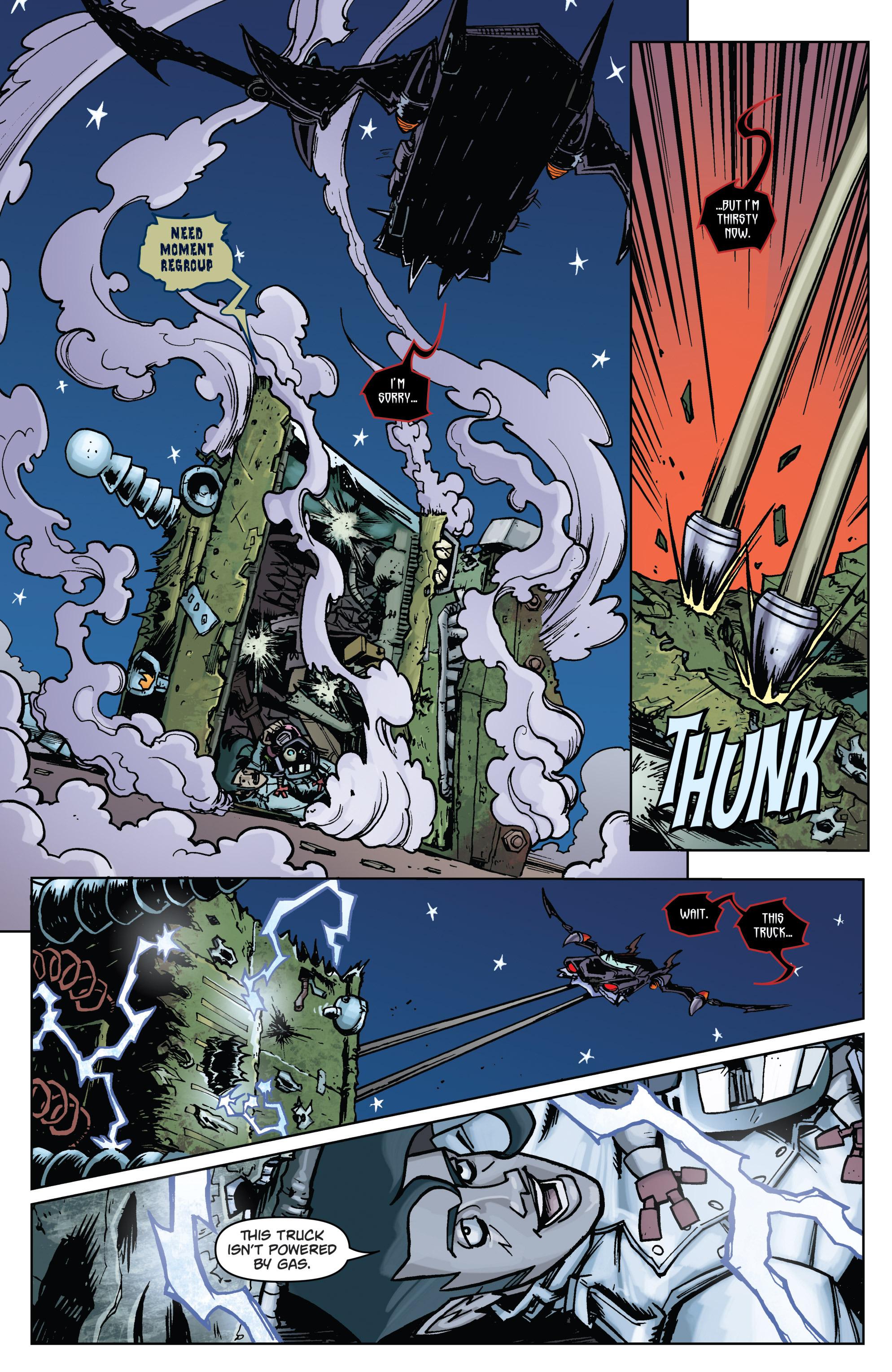 Read online Monster Motors comic -  Issue # Full - 37