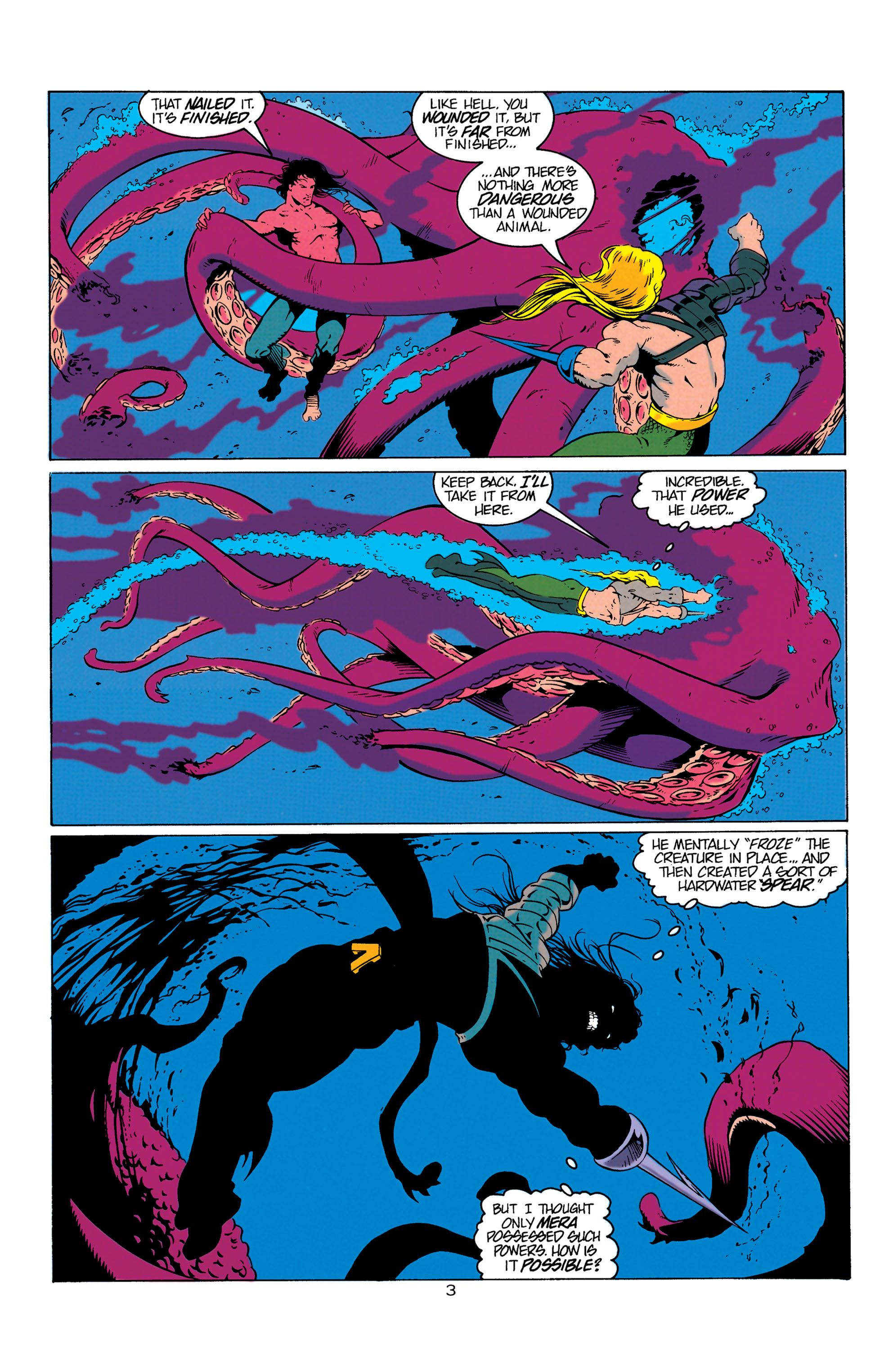 Read online Aquaman (1994) comic -  Issue #6 - 4